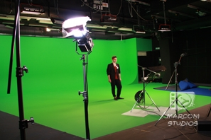 Studio Green Screen 1